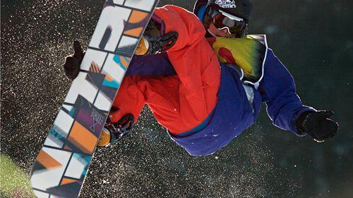 Skigebiet Merklín