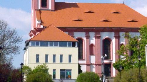 Kirche St. Vavřinec