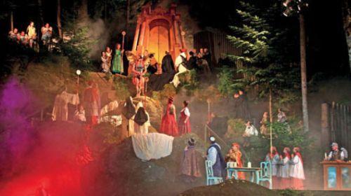 Luisenburg Freilichtbühne