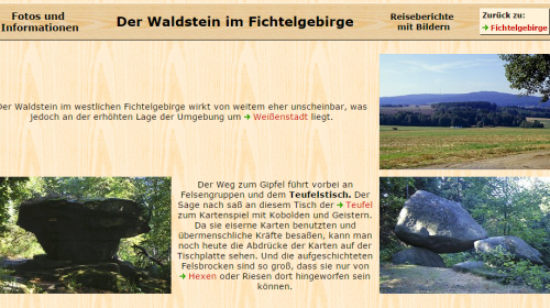 Aussichtsturm Schüssel am Großen Waldstein