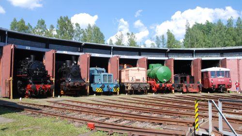 Bahnbetriebswerk Adorf