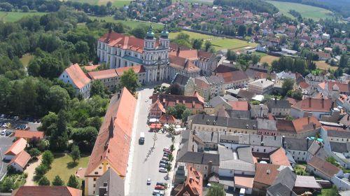 Klosterstadt Waldsassen