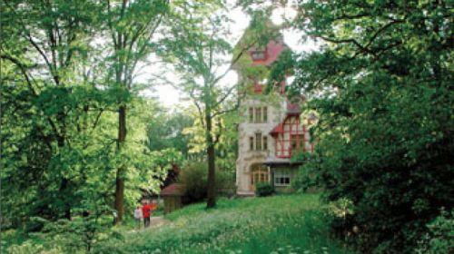 Bürgerpark Theresienstein