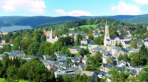 Město Eibenstock