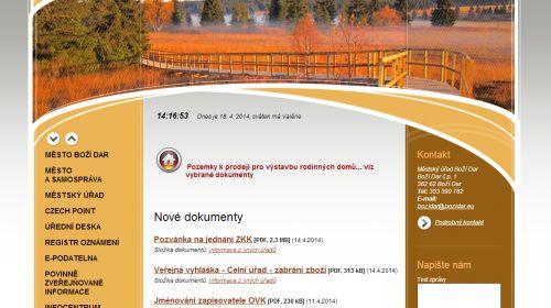 Tourist-Information Boží Dar
