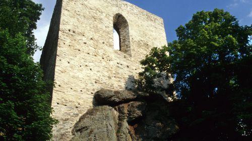 Burgruine Krebes