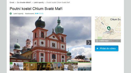 Chlum sv.Maří