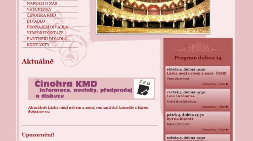 Stadttheater Karlsbad (Karlovy Vary)