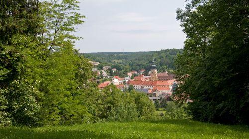 Obec Ensdorf