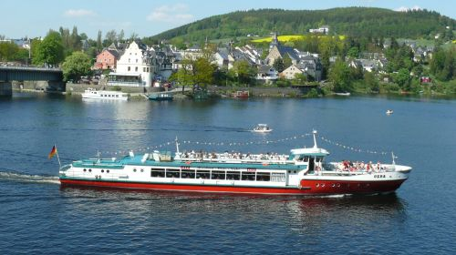 Fahrgastschifffahrt Saalburg