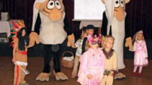 Kinderfilm- und Fernsehfestival von Ota Hofman