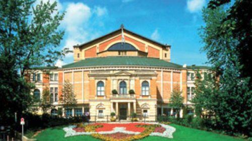 Festspielhaus Bayreuth und Richard-Wagner-Festspiele