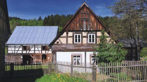 Vogtländisches Freilichtmuseum Eubabrunn