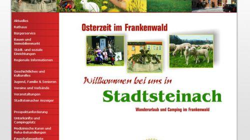 Fremdenverkehrsamt Stadtsteinach