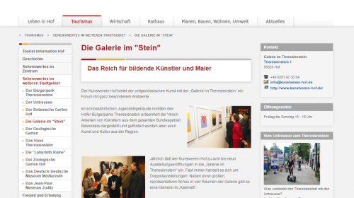 Galerie im Theresienstein