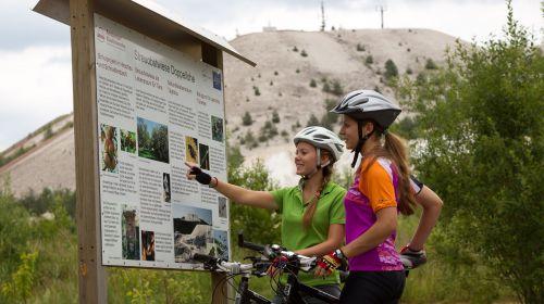 Geologische Radtouren