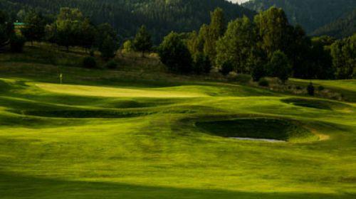 Der älteste Golfplatz in Tschechien