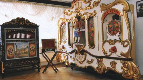 Hüttels Musikwerkausstellung