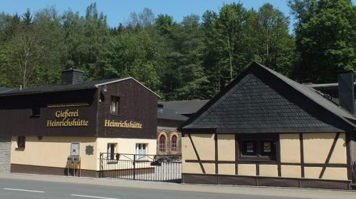 Technisches Denkmal Giesserei Heinrichshütte