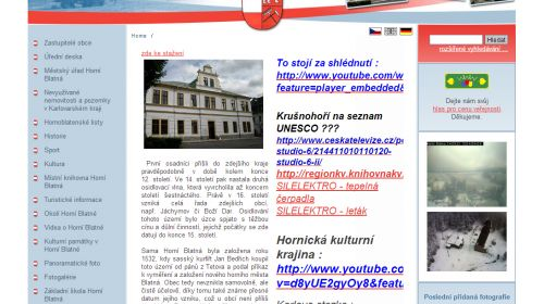 Tourist-Information Horní Blatná