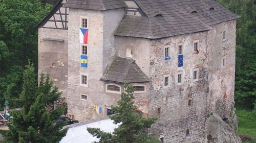 Burg Vildštejn