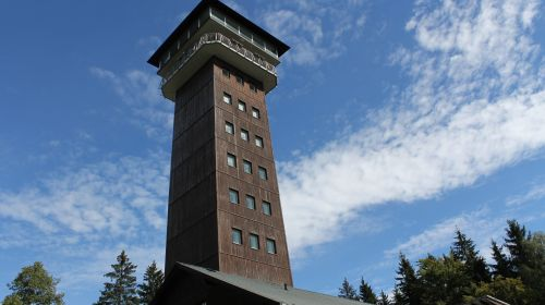 König Albert Turm