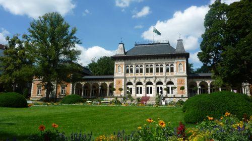 Kultur- und Festspielstadt Bad Elster