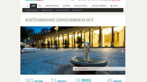Tourist-Information Karlovy Vary, o.p.s.