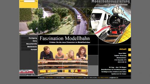 Lokland-Modeleisenbahnausstellung