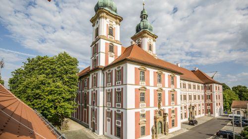 Klosterdorf Speinshart