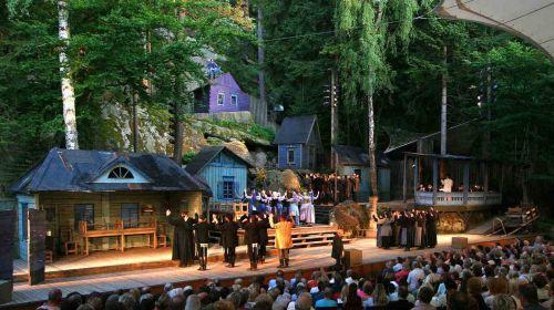 Luisenburg-Festspiele