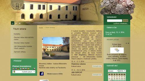 Städtisches Museum in Stříbro