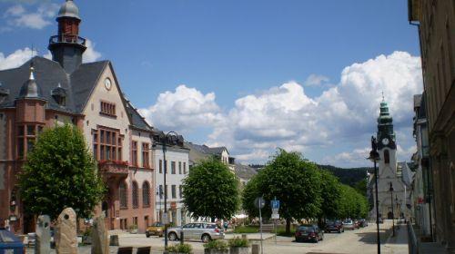 Marktplatz Adorf