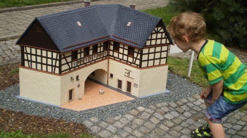 Miniaturschauanlage Klein Vogtland
