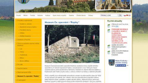 Museum der tschechischen Befestigung