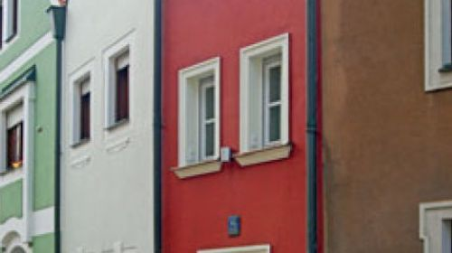 Eh´Häusl, kleinstes Hotel Deutschlands