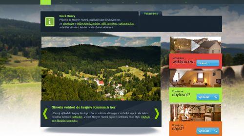Tourist-Information Nové Hamry