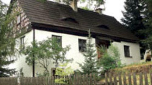 Gemeinde Schönbach (Krásná) - der westlichste Punkt Tschechiens
