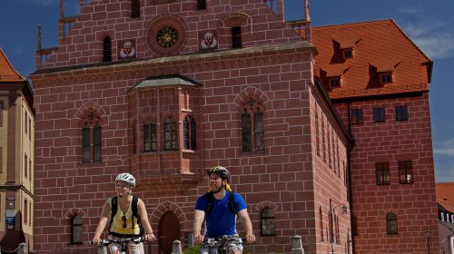 Paneuropa Radweg