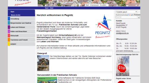 Touristinformation Pegnitz