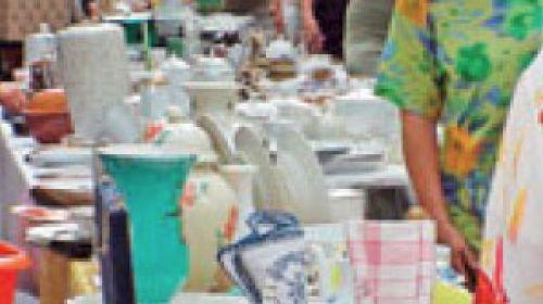 Porzellanflohmarkt