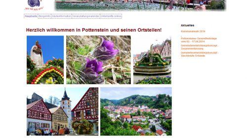 Touristinformation Pottenstein