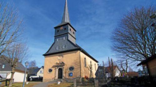 Wallfahrtskirche 'Maria, Königin der Märtyrer und der 14 heiligen Nothelfer'