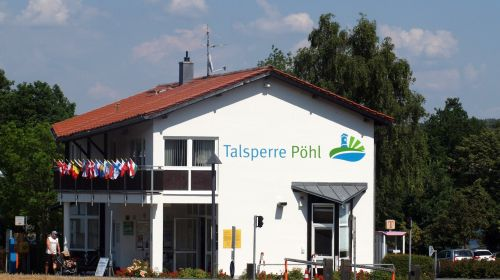 Touristinformation Campingplatz Gunzenberg ****