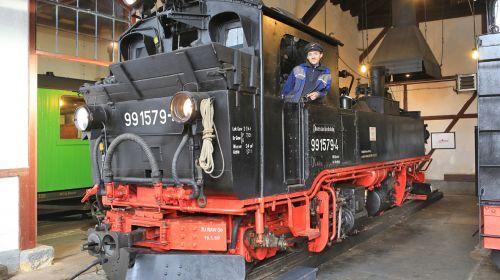 Sächsisches Schmalspurbahnmuseum Rittersgrün