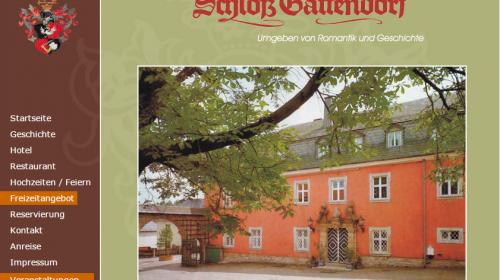 Schloss Gattendorf