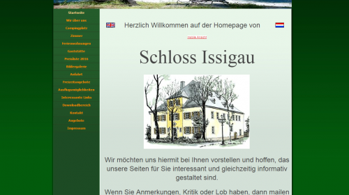 Schloss Issigau