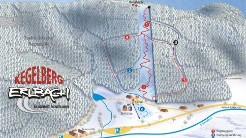 Skigebiet Kegelberg