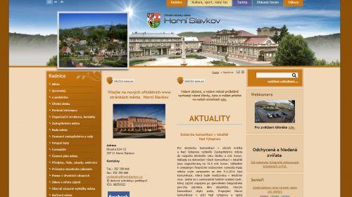 Tourist-Information Horní Slavkov