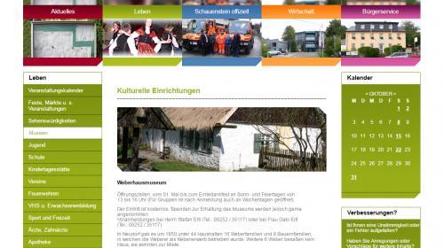Städtisches Heimatsmuseum Schauenstein